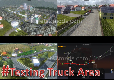 2014-12-04-Testing-Truck-Area-and-Romanian Village-v1-0-1s