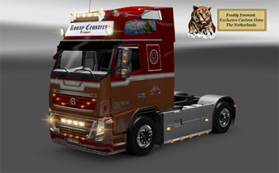 2013-11-25-Volvo FH16 Ronny Ceusters skin