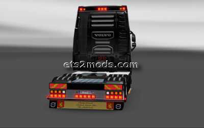2014-03-04-Volvo-FH-Full-Paint-and-sideskirts-mod-by-Punisher-3s